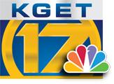 KGET TV Bakersfield sponsor logo